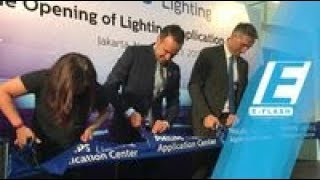 Philips Resmi Buka Lighting Application Center di Jakarta