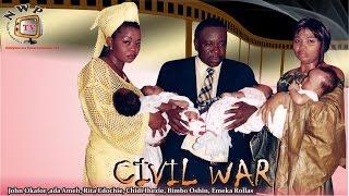 Civil War    -  Nigerian Nollywood Movie