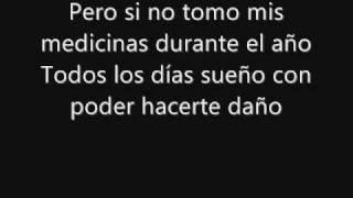 Calle 13 - John, El Esquizofrénico (letra)