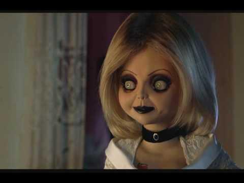 Chucky Crazy Tiffany