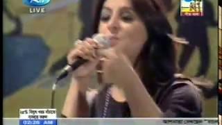Kolponate by Alif Alauddin and Friends Live on RTV