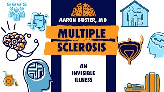Invisible Illness:  Invisible symptoms of multiple sclerosis