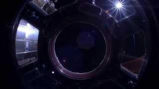 la Terra dalla Stazione Spaziale Internazionale