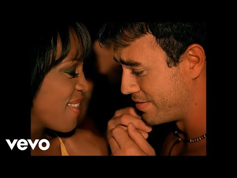 Xxx Mp4 Whitney Houston Could I Have This Kiss Forever Official Music Video Ft Enrique Iglesias 3gp Sex