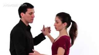 How to Sacada   Argentine Tango