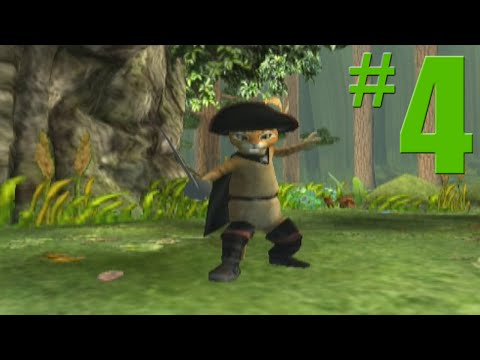Shrek 2 Game Walkthrough Part 4 Ogre Killer No Commentary Gameplay Gamecube Xbox PS2