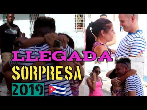 Sorpresa en Cuba 2019