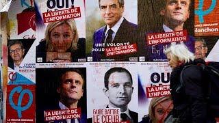 كيف كانت ردود فعل مرشحي الرئاسة الفرنسية بعد هجوم الشانزليزيه؟