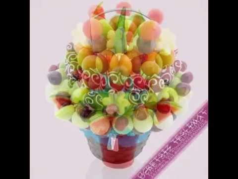 Vitamin Dolu Meyve Sepeti Çeşitleri