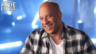 xXx: Return of Xander Cage | On-set visit with Vin Diesel 'Xander Cage'