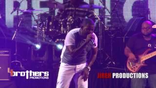 Papasan ft Tasan - Running (Live) @ Gospel In The City 2015 Trinidad