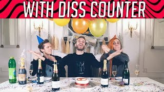 Congratulations - Pewdiepie Ft. RoomieOfficial And BoyinaBand With Diss Counter