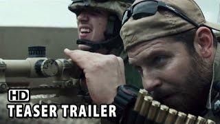 American Sniper Teaser Trailer Italiano (2015) - Clint Eastwood Movie HD