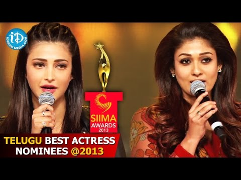 Xxx Mp4 SIIMA Awards 2013 Telugu Best Actress Nominees 3gp Sex