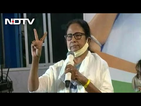 This Is Bengal s Victory Mamata Banerjee As Trends Predict Trinamool Win In Election
