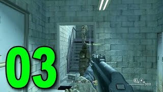 Call of Duty 4 - Part 3 - Charlie Don't Surf (Let's Play / Walkthrough / Gameplay)