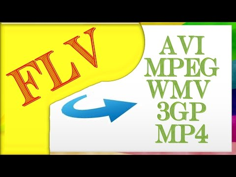 Xxx Mp4 How To Convert FLV To AVI MPEG WMV 3GP MP4 MP3 And More 3gp Sex
