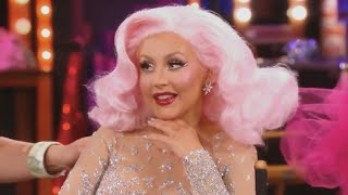 Christina Aguilera Reveals One of Her Songs Is About an Ex Who Turned Out to Be Gay!
