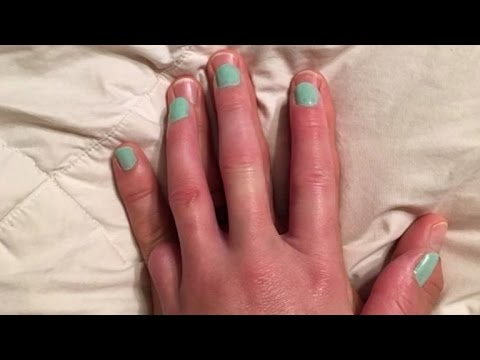 Why This Romantic Husband Paints His Pinky Finger For His Wife