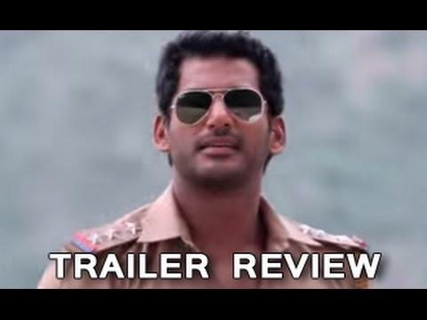 Aambala Trailer Review | Vishal , Hansika Motwani, Sundar.C , Hiphop Tamizha