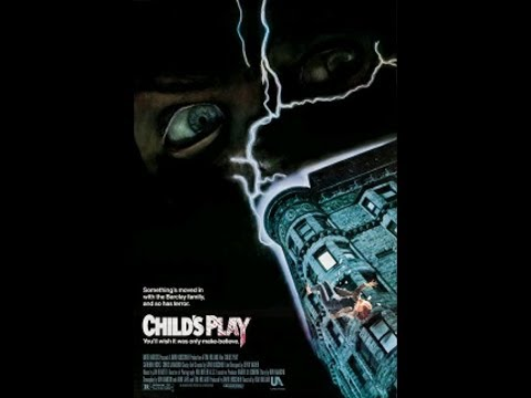 The ChuckyFan101 Show s2 ep6: childs play (1988) review!