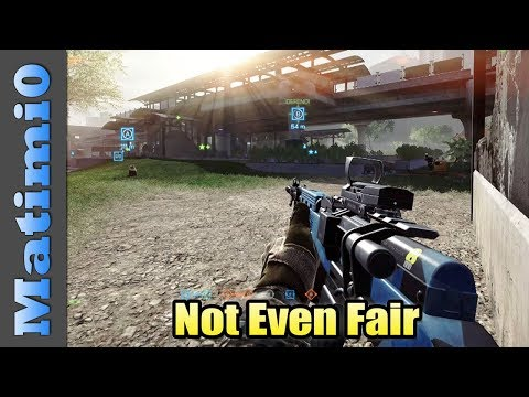 Not Even Fair Battlefield 4