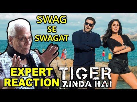 Xxx Mp4 Swag Se Swagat Song Expert Reaction Tiger Zinda Hai Salman Khan Katrina Kaif 3gp Sex