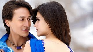 Aa Raat Bhar Heropanti  - Tiger Shroff & Kriti Sanon - Bollywood Song