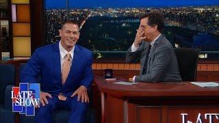 John Cena's Diet:
