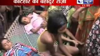 India News  Brave girl from Bihar saves lives of five children