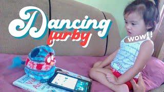 Furby dance