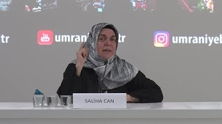 Akademi Nisa  - Saliha Can - Kadının Siyasetteki Rolü - 18.12.2017