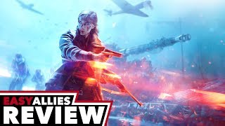Battlefield V - Easy Allies Review