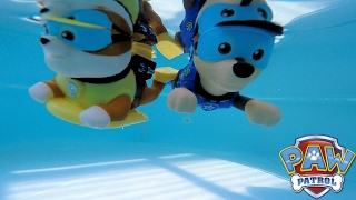 Paw Patrol Bath Paddlin