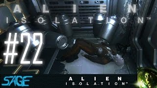 Alien: Isolation, Part 22 (Just Give Me A Hug!)