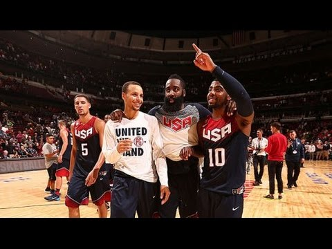 watch Team USA Basketball World Cup Preparation Mix - One Goal