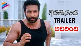 Goutham Nanda Theatrical Trailer | Gopichand | Hansika | Catherine | Latest Telugu Movie Trailers
