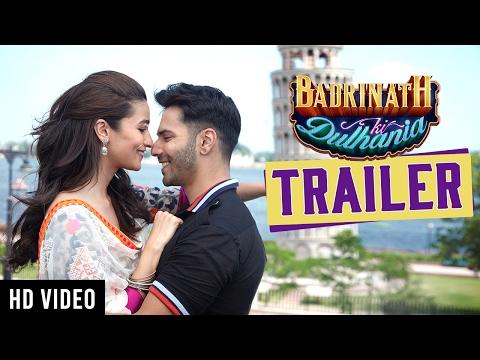 Badrinath Ki Dulhania - Official Trailer | Karan Johar | Varun Dhawan | Alia Bhatt