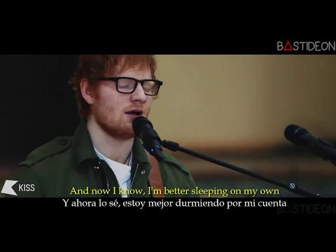 Ed Sheeran Love Yourself Sub Español Lyrics