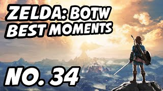 Zelda BOTW Best Moments | No. 34 | Terroriser, kungfufruitcup, LouLouCore, Neenali, TJSmithGaming
