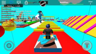 Roblox cartoon obby   I hate this game!!! With (wrangler pollard)