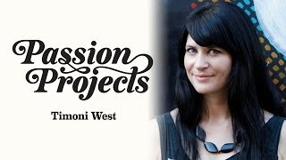 Passion Projects (Live) 3: Timoni West (UX and User Data)