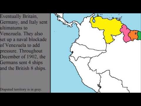 Venezuelan Crises With Europe