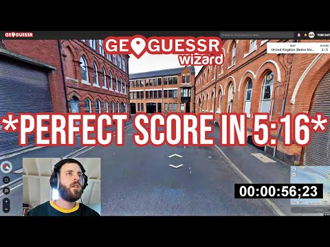 My fastest UK speed run to date Perfect score in almost 5 minutes