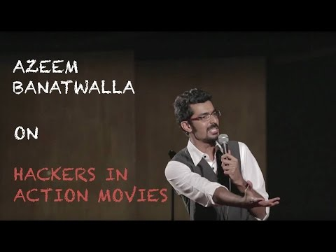 EIC: Azeem Banatwalla on Hackers in Action Movies