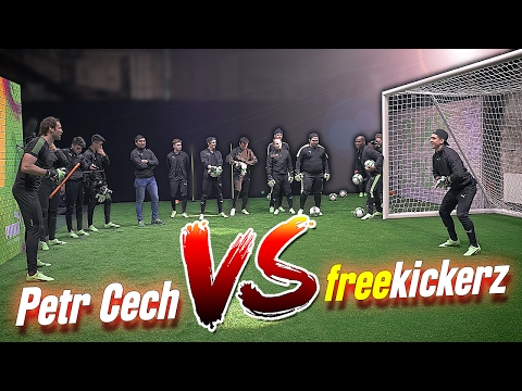Download freekickerz vs Petr Čech ft. Giroud - Puma Event 2017