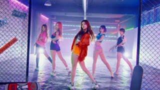 [EXID(이엑스아이디)] L.I.E M/V DANCE ver.