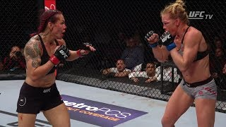 Holly Holm vs Cris Cyborg FULL FIGHT REVIEW, Cyborg DOMINATES!!!
