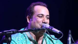 Tumhen Dillagi Bhool Jani Pare Gi - Rahat Fateh Ali Khan - O2 Indigo 2013