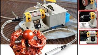 Multi-Function Compact Bench Machine, Polishing, Cutting, Grinding & Buffing 4